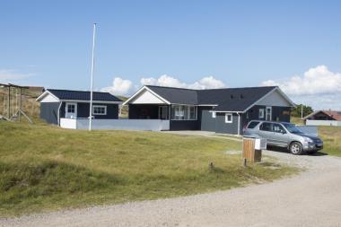 """Ferienhaus 00506 - """"Klithulen"""" - Dänemark"""