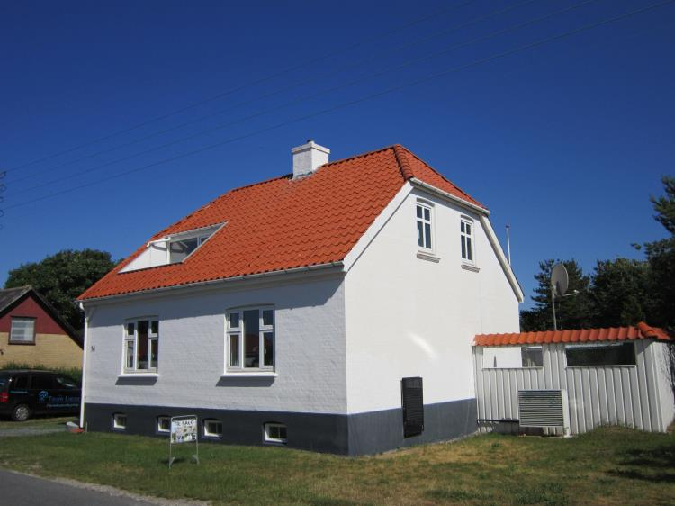 VPL-14, Plantagevej 14, Vesterø havn-Læsø