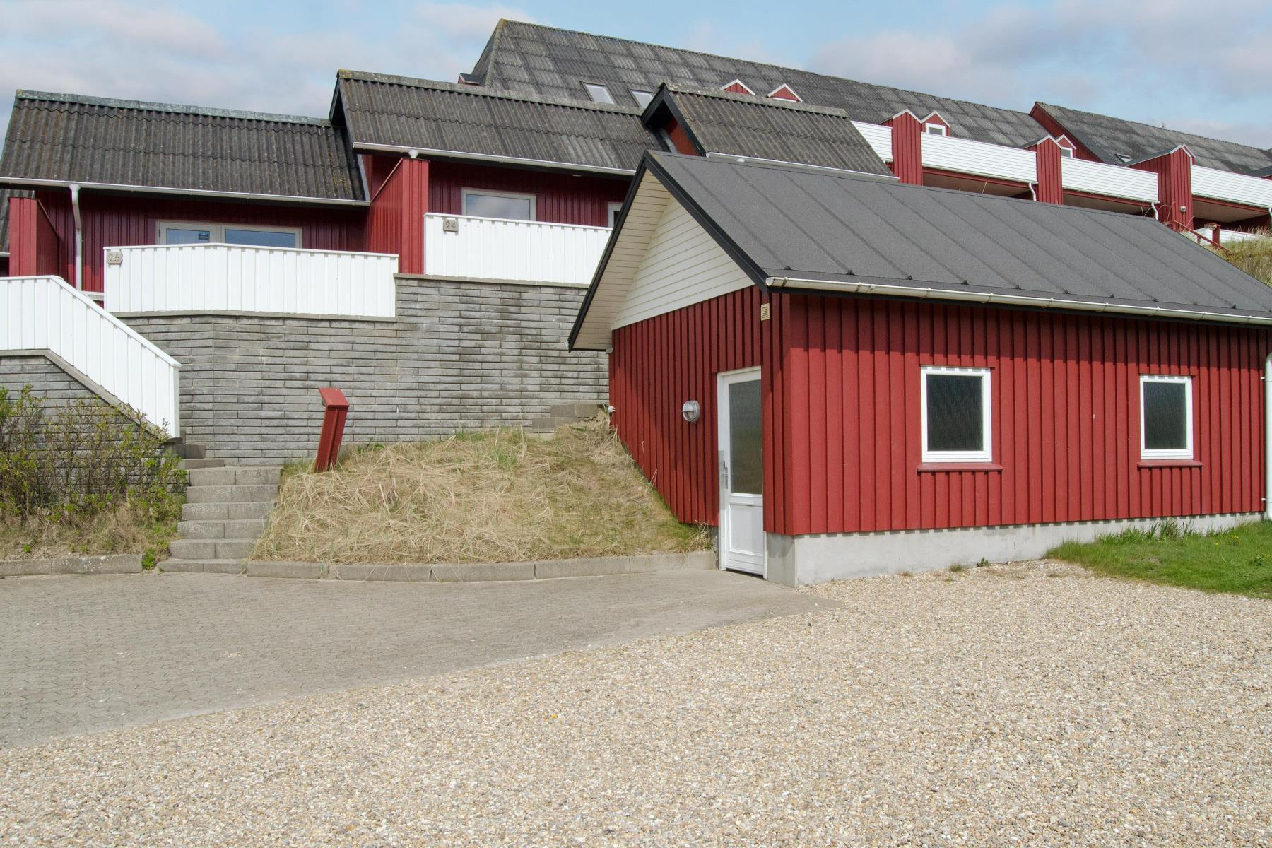 Ferienhaus 1026 - Hjelmevej 15, App. 26