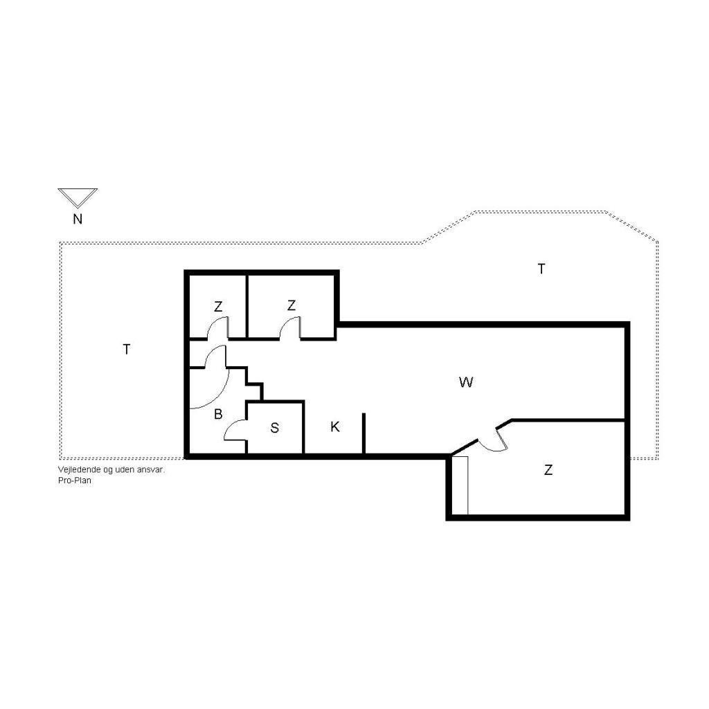 Ferienhaus 67 - Gøgevej 15