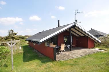 Ferienhaus 343 • Hjelmevej 152