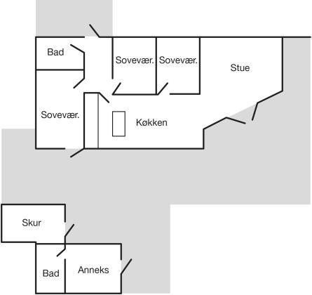 Feriehus 424, Plantagevej 64 A, Sælvig